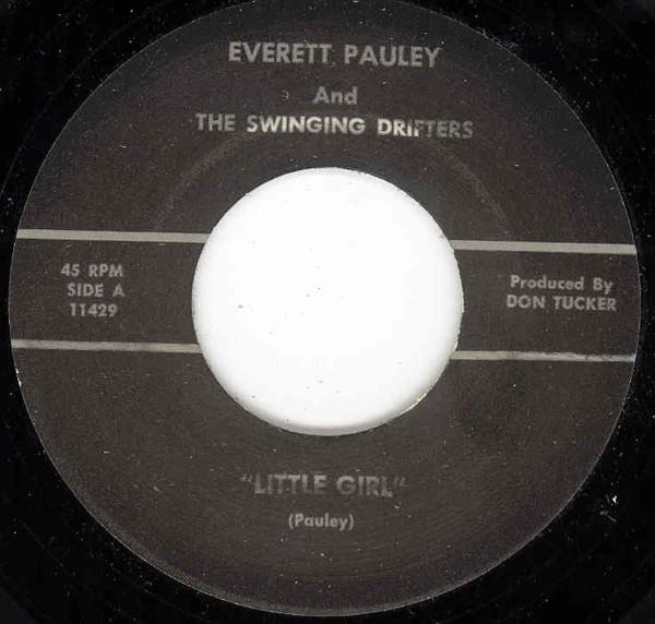Little Girl - The Gypsy 7inch, 45rpm