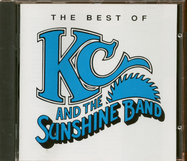 Best Of KC And The Sunshine Band (CD)