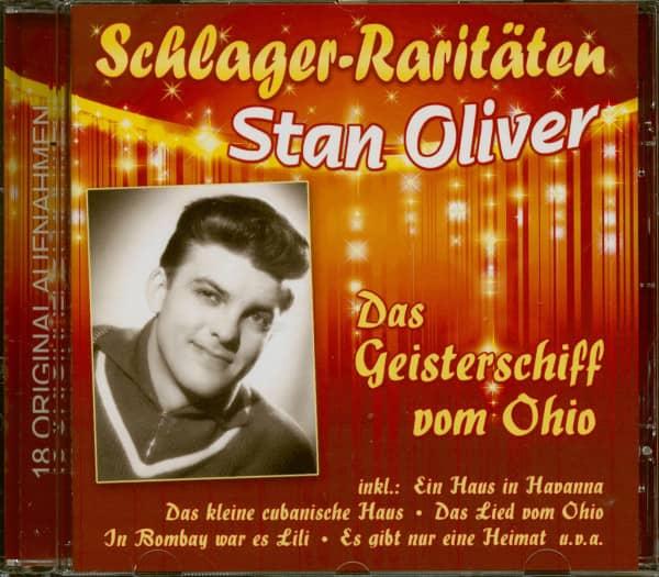 Das Geisterschiff vom Ohio - Schlager Raritäten (CD)