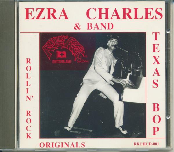 Texas Bop (CD)