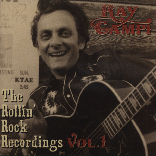 The Rollin' Rock Recordings, Vol.1