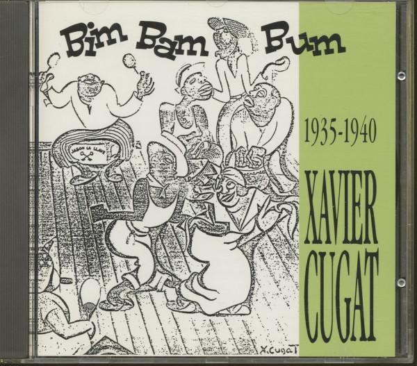 Bim Bam Bum 1935-1940 (CD)
