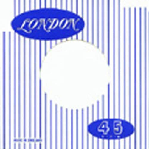 (10) London England - 45rpm record sleeve - 7inch Single Cover