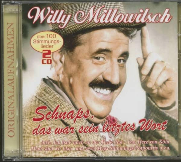 Schnaps, das war sein letztes Wort (2-CD)