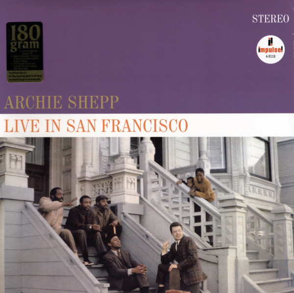 Live In San Francisco (180g)