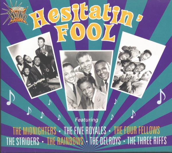 Essential Doo Wop - Hesitatin' Fool (CD)