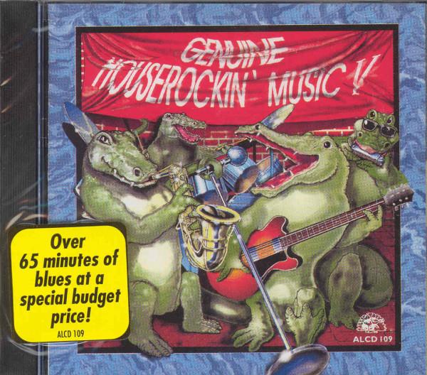 Genuine Houserockin' Music Vol.5