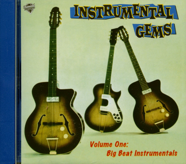 Instrumental Gems (CD)