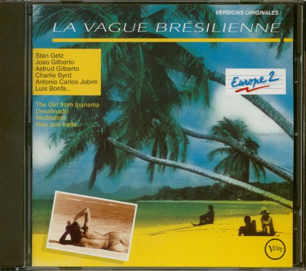 La Vague Brésilienne (CD)