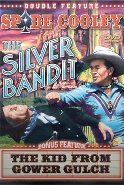 S. Cooley the Silver Bandit - Kid From.. (0)
