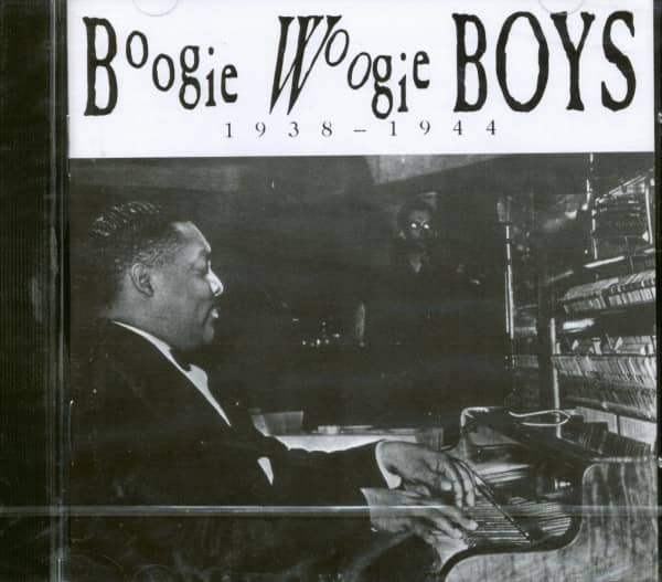 Boogie Woogie Boys 1938-1944 (CD)