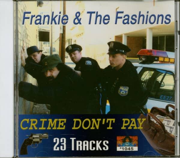 Crime Don't Pay (CD)