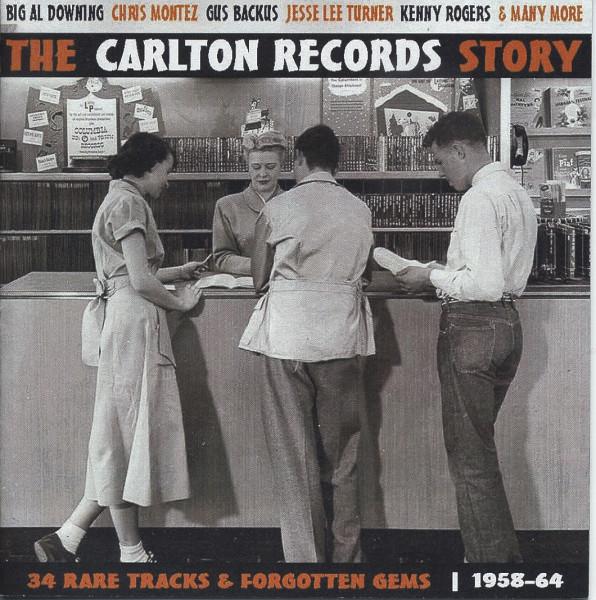 Carlton Records Story 1958-64