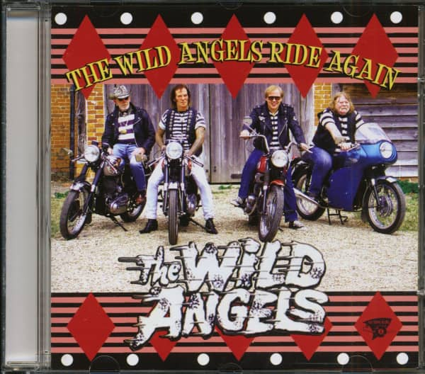 The Wild Angels Ride Again (CD)
