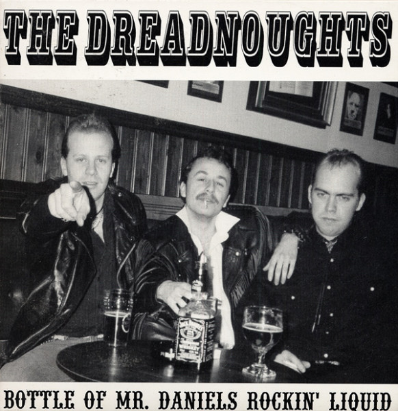 Bottle Of Mr.Daniels 7inch, 45rpm, EP