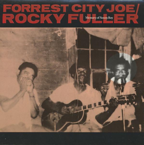 Forrest City Joe - Rocky Fuller (LP)