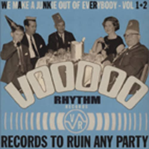Vol.1+2, Label Compilation (2-CD)
