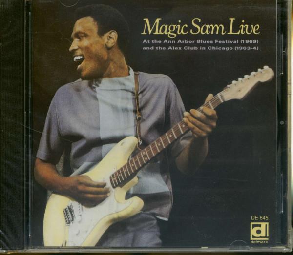 Magic Sam - Live