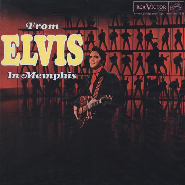 From Elvis In Memphis 180g Rmst. Gatefold - Kla