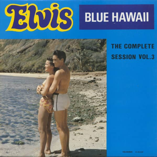 Blue Hawaii - The Complete Session Vol.3 (LP)
