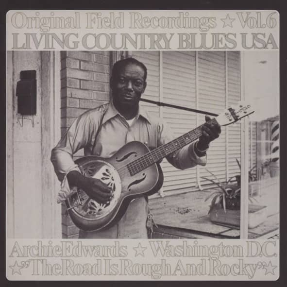 Living Country Blues USA Vol.06