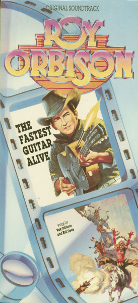 The Fastest Guitar Alive - Original Motion Picture Soundtrack (CD, US-Longbox)