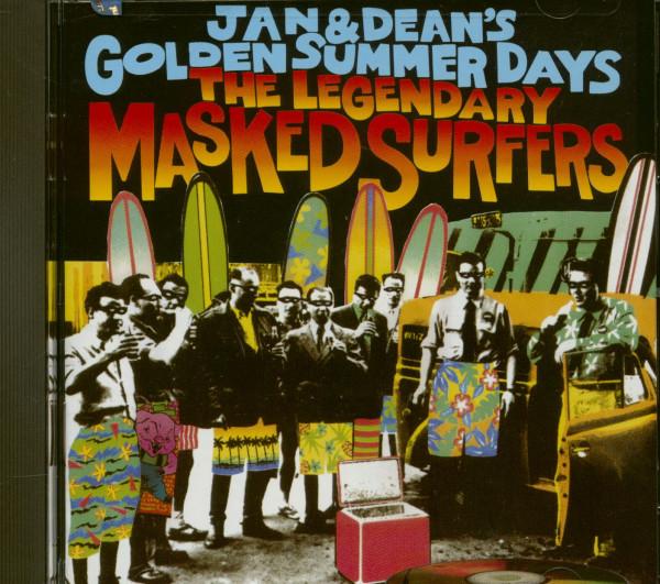 Golden Summer Days (CD)