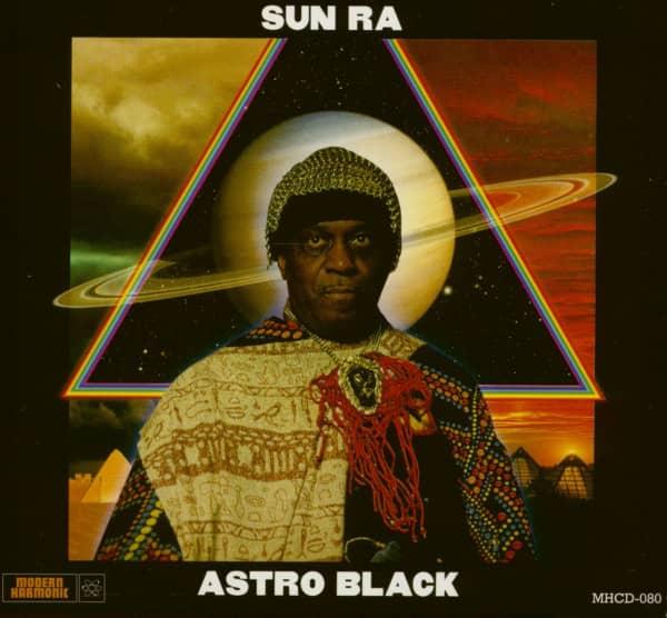 Astro Back (CD)