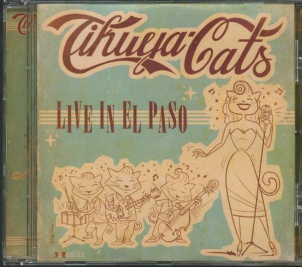 Live In El Paso (CD)