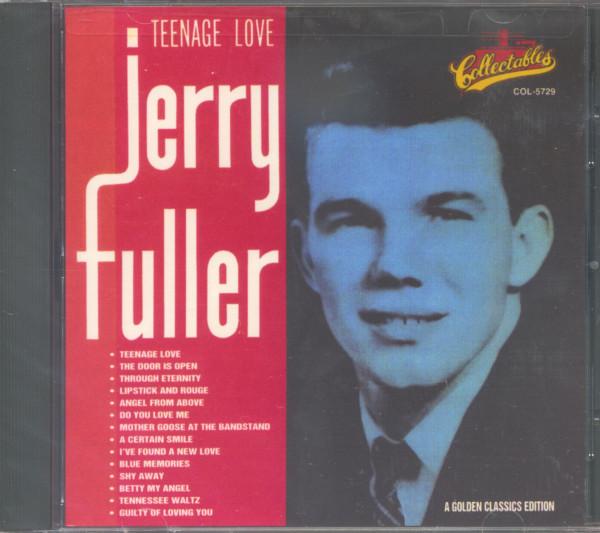 Teenage Love (CD)