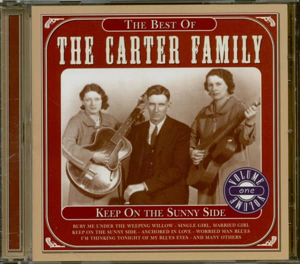 The Best Of The Carter Family Volume One (CD)