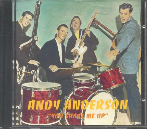 You Shake Me Up (CD)