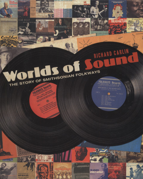 Worlds Of Sound - The Story Of Smithsonian Folkways