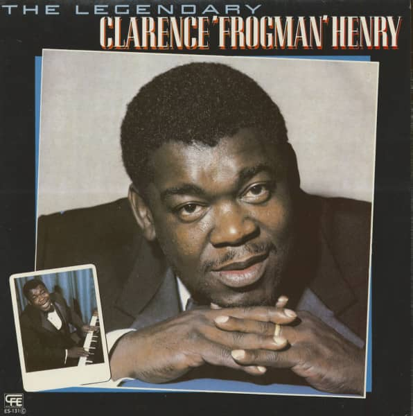 The Legendary Clarence 'Frogman' Henry (LP)