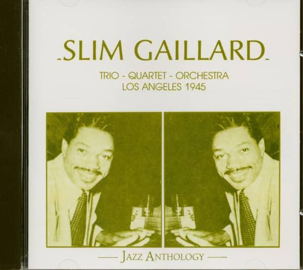 Jazz Anthology (CD)