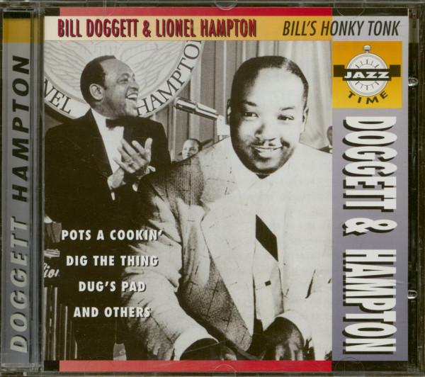 Bill's Honky Tonk (CD)