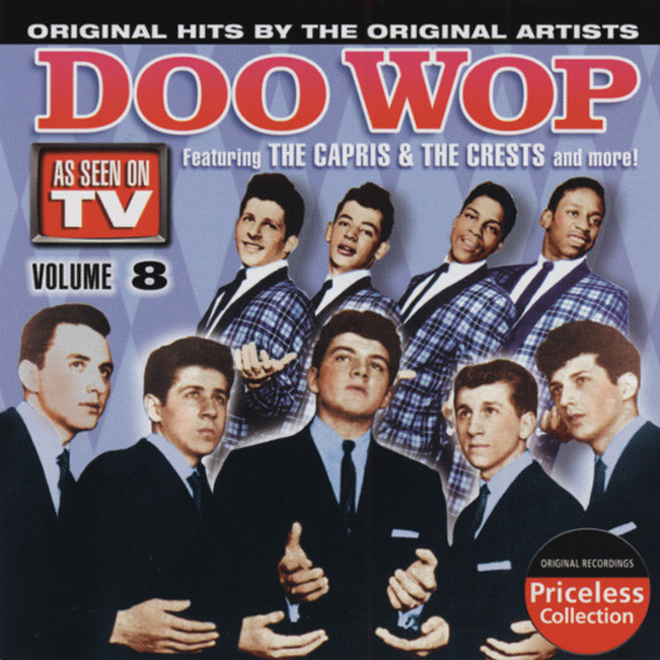 Vol.8, Doo Wop As Seen On Tv