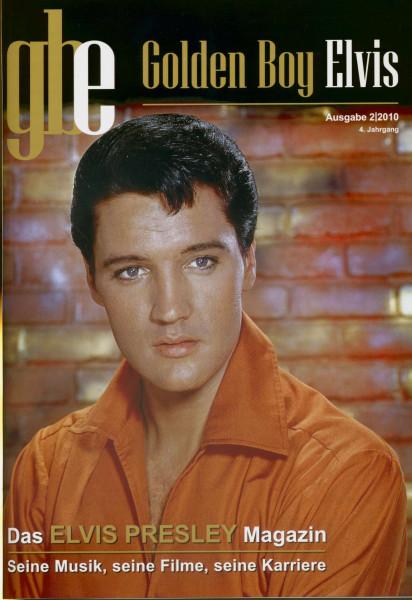 Golden Boy Elvis - Fachmagazin 2-2010