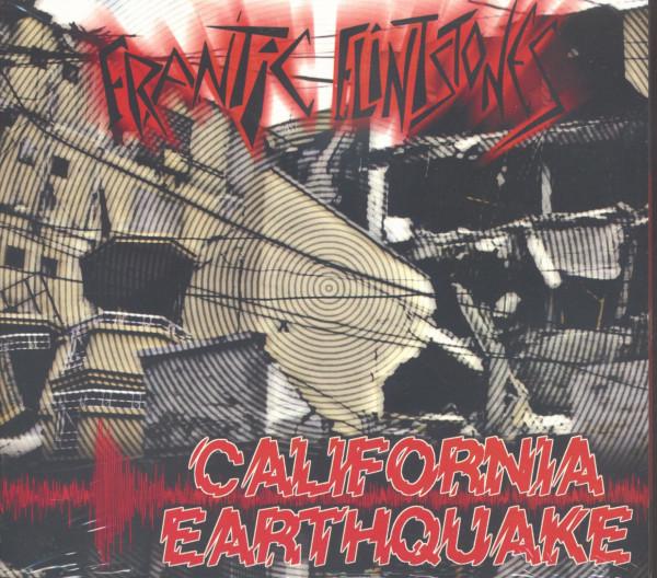 California Earthquake (CD)