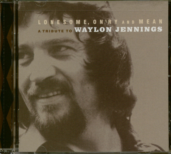 Lonesome, On'ry And Mean - A Tribute To Waylon Jennings (CD)