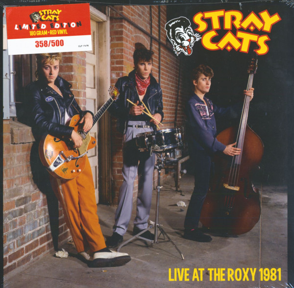 Live At The Roxy 1981 (LP, 180 Gram Vinyl)