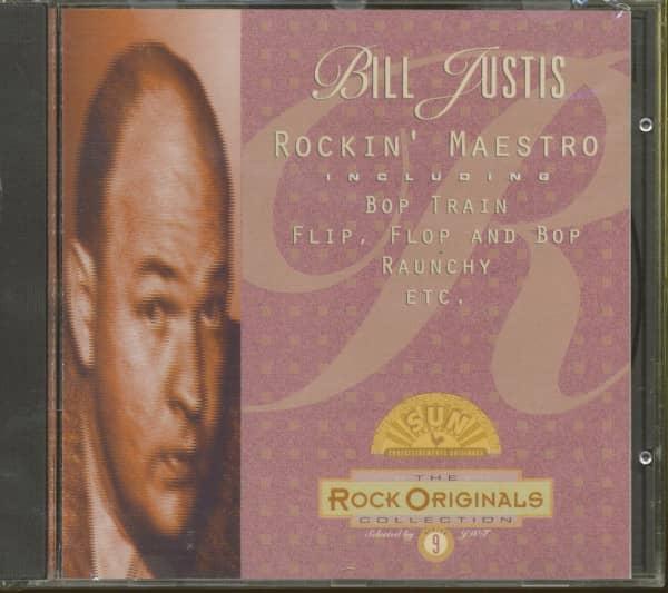 Rockin' Maestro (CD)
