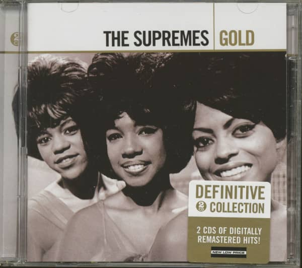 Definitive Collection - Gold Series (2-CD)