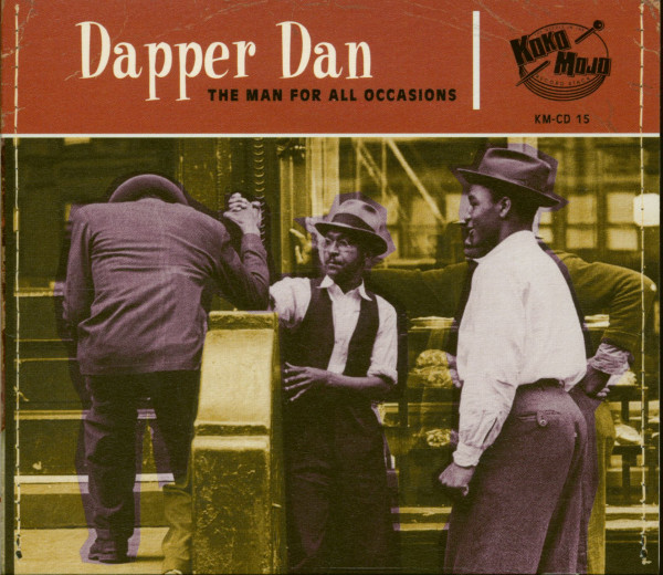 Dapper Dan - The Man For All Occasions (CD)