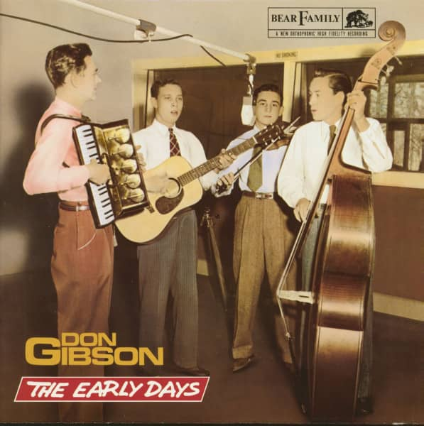 The Early Days (LP)