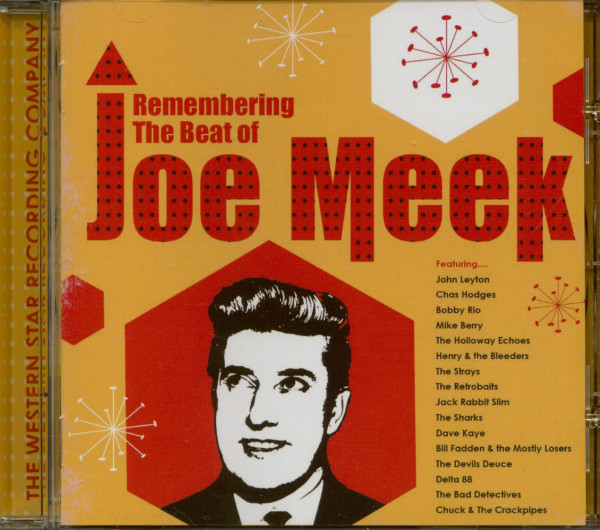 Remembering The Beat Of Joe Meek (CD)