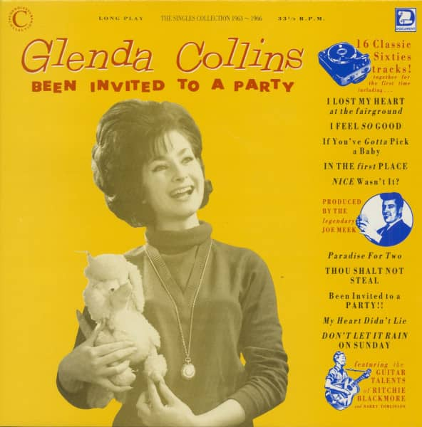 Been Invited To A Party - The Singles Collection 1963-1966 (LP)