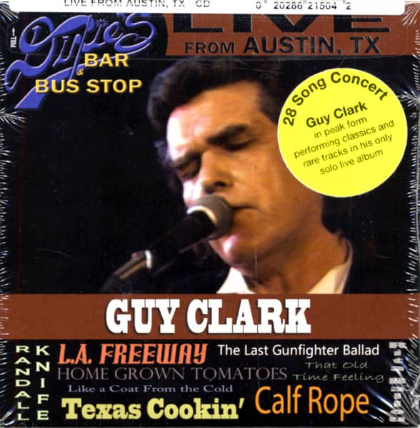 Live From Austin TX (2-CD)