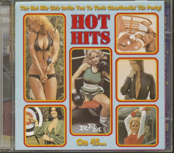 Hot Hits On 45 (2-CD)