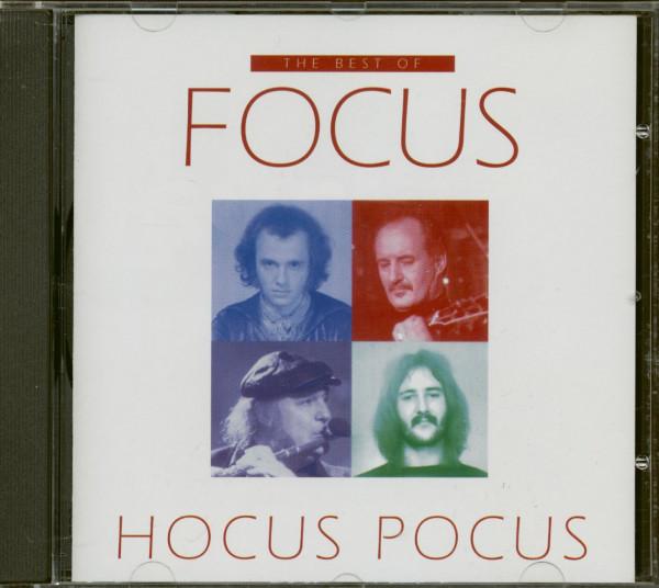 The Best Of Focus - Hocus Pocus (CD)